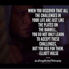 Conquer your challenges...