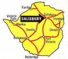 Victoria Falls, Salisbury, Zimbabwe, Africa, Travel, Viajes, Destinations, Traveling, Trips
