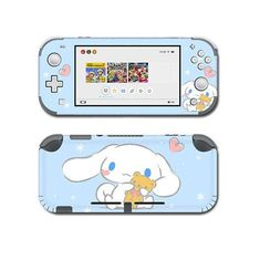 Nintendo Switch Lite Skin Wrap Decal Sticker by GousseNMousse on Etsy