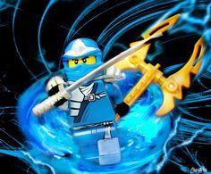 Jay the ninja ninjago