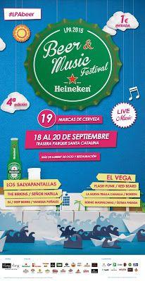 Pa' Las Birras: LPA BEER & MUSIC FESTIVAL 2015