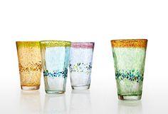 Sunrise ice tea glasses. One Kings Lane