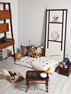 모던한 공간에 한국적인 색을 입히다| Daum라이프