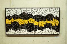 Horizon - mosaic -  ceraxmic tiles Mosaics, Tiles, House, Home Decor, Wall Tiles, Homemade Home Decor, Home, Mosaic, Haus