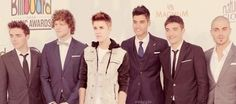 The Wanted wants Justin Biber join them