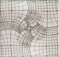 Escher's grid