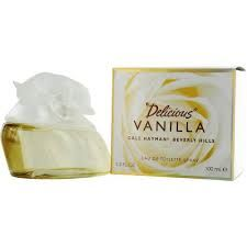 Delicious Vanilla Perfume By Gale Hayman Bevery Hills For Women