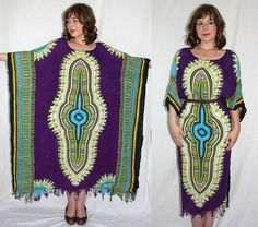 Long Traditional African Print Tube Dress - Available in Many ...