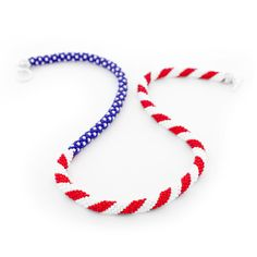 America the Beautiful Necklace | Fusion Beads Inspiration Gallery