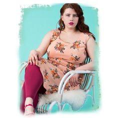 Dress Summer Les Fleur Orange