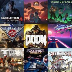 What are you playing this weekend? Any of those new titles? Let me know in the comments! Tag your friends to let them know about those cool new releases! #weekend #tgif #uncharted4 #uncharted #goliath #herodefense #elitevsfreedom #doom #neondrive #tastee #battlefleetgothic #battlefleetgothicarmada #battleborn #game #gamer #gaming #videogames #gamergirl #gamerguy #instagaming #instagamer