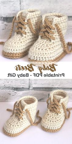 Make a cute pair of baby boots baby boots crochet patterns baby shoes crochet p. Make a cute pair of baby boots baby boots crochet patterns baby shoes crochet p. Make a cute pair of baby boots baby b. Baby Shoes Pattern, Baby Patterns, Crochet Baby Boots Pattern, Crocheted Baby Booties, Free Baby Crochet Patterns, Crochet Baby Booties Tutorial, Baby Booties Free Pattern, Crochet Baby Sandals, Dress Patterns
