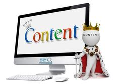 In the realm of digital marketing, content was, is, and will always be – the king. Get our content writing services.  #contentmarketing #content