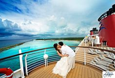 Cool photo idea for a Cruise #Wedding