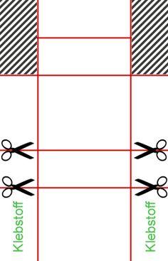 schnelle Verpackung für Knoppers Mini oder Hanuta Mini