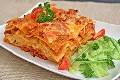 Lasagne Pork, Ethnic Recipes, Lasagna, Kale Stir Fry, Pork Chops