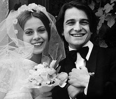 Picture dated October 1970 in Paris of French actress Claude Jade and French actor Jean-Pierre Leaud during the shooting of Francois Truffaut's film 'Domicile conjugal.' Claude Jade died of cancer 01 December 2006 in Paris at the age of Jean Pierre Leaud, Francois Truffaut, French New Wave, Films Cinema, Netflix, French Actress, Claude, Dating, Actresses