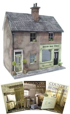 Petite Properties Ltd -  -  - see more miniatures from UK from Debbie's new board :)