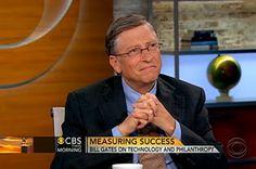 Bill Gates, crítico con Microsoft