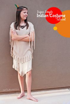 Easiest indian costume ever indian skirt halloween costumes and easiest indian costume ever solutioingenieria Gallery