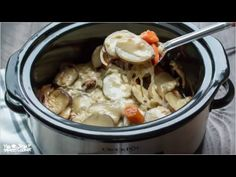 Six Layer Dinner - The Magical Slow Cooker