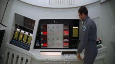 afbeelding van een console bord uit de film 2001: a Space Odyssey