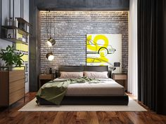 3 Fabulous Useful Tips: Contemporary Bathroom Neutral contemporary bedroom dark.Contemporary Bathroom Neutral contemporary living room with fireplace. Bedroom Wall, Bedroom Decor, Bedroom Lighting, Bed Room, Wall Decor, Contemporary Home Decor, Contemporary Wallpaper, Contemporary Landscape, Contemporary Stairs