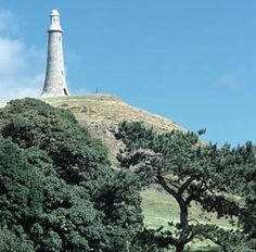 Hoad monument, Ulverston, The Lake District.