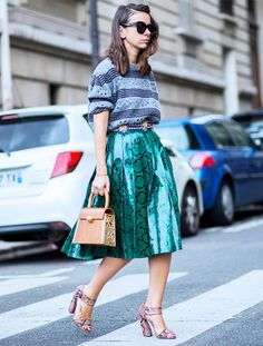 What to Wear to a Winter Wedding via @WhoWhatWearUK