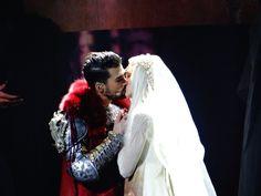 Le Roi Arthur et la Reine Guenièvre