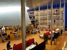 Delft Üniversitesi Teknoloji Kütüphanesi, Hollanda