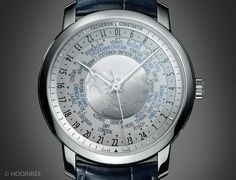 Buy the Vacheron Constantin Traditionnelle World Time Watch at a discount price. Complete selection of Luxury Brands. All current Vacheron Constantin styles available. Dream Watches, Fine Watches, Cool Watches, Latest Watches, Wrist Watches, Seiko Watches, Watches Online, Stylish Watches, Luxury Watches For Men