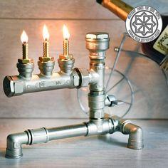 Eine öl-Lampe kann eine gute alternative zu der klassischen Petroleumlampe, Kerzen und led-Beleuchtung. Design loft-style, industrial -, steampunk. Öl-Lampe mit teilen der Firma VALTEC/Italien/. Material - Messing und Nickel.Es kann zu Hause verwendet werden, in der Hütte, in der Abwesenheit
