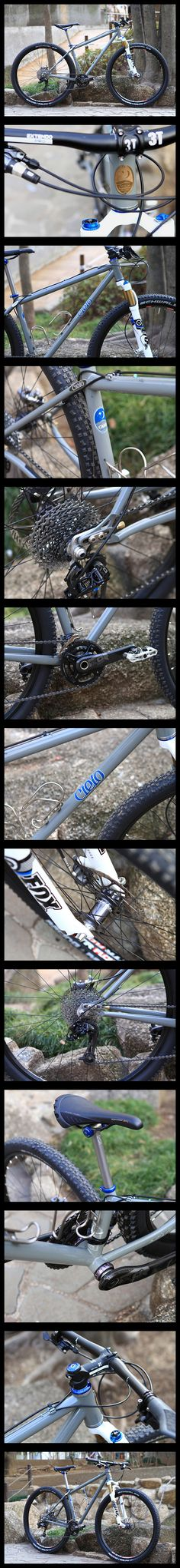 Cielo 29er MTB via http://www.cycleexif.com