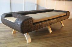 modern, unique couch