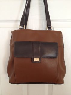 Vintage Liz Claiborne Large Women's Brown with by touchofclass123