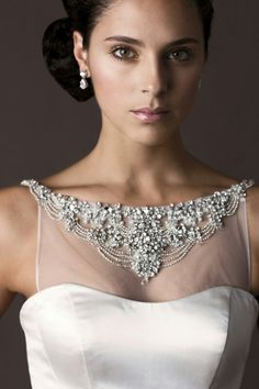 Wedding Fashion Trends for 2015 from Castle Couture http://newjerseybride.com/wedding-inspiration/bridal-accessories/wedding-fashion-trends-for-2015-from-castle-couture/