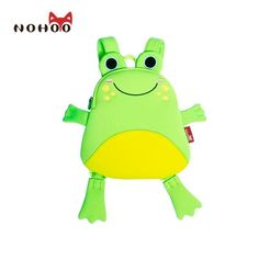 73480c4f10 NOHOO Waterproof Animals School Backpacks Kids Baby 3D Printing Casual Bags  for Girls Boys Kindergarten Children School Bags