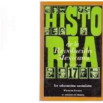 Historia de la Revolución Mexicana / Coordinador de la obra Luis González