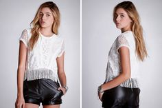 Keep It Classy, Ladies: 15 Sophisticated Ways To Rock a Crop Top | Brit + Co