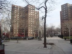 Riis Houses on Ave D in Alphabet City | Famous Ankles