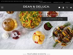 #Dean and Deluca - Summertime Entertaining Collection.
