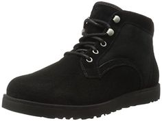 UGG Womens Bethany Chukka Boot Black 10 M US * Read more reviews of the product by visiting the link on the image. (This is an affiliate link)