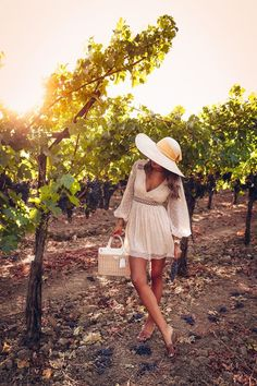 Napa Reisetagebuch: Sunset Picnic – Only Dresses – # - cledwain. Napa Valley, Jeanne En Provence, Wine Tasting Outfit, Suicide Squad, Farm Clothes, Viva Luxury, Outfit Invierno, In Vino Veritas, Spring Outfits