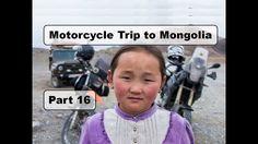 Motorcycle Trip to Mongolia Yamaha XT 660 Z - Our last day in Mongolia - Part 17 Motorcycle Travel, Mongolia, Yamaha, Day