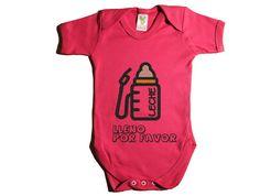 Regalo de bebé: Body original Lleno por favor