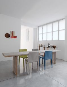 laleggera chair - new colors! #design by Riccardo Blumer  P