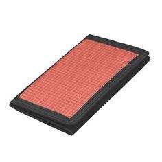 Coral Squares Wallet..... http://www.zazzle.com/coral_squares_wallet-256411753395271870?rf=238631258595245556