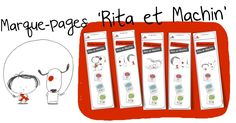 Rallye-lecture Rita et Machin CP-CE1 | Bout de Gomme