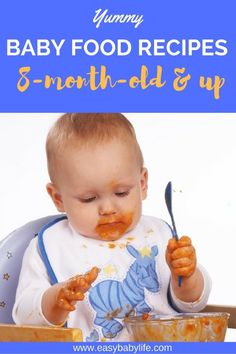 Baby food recipes | baby tips | homemade baby food | baby food 8-month-old